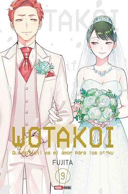 Wotakoi: Qué difícil es el amor para los otaku #9