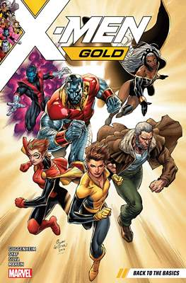 X-Men Gold (Softcover) #1