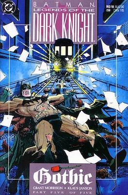 Batman: Legends of the Dark Knight Vol. 1 (1989-2007) #10