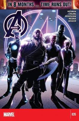 The Avengers Vol. 5 (2013-2015) (Digital) #35