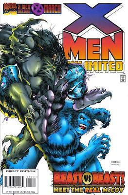 X-Men Unlimited Vol 1 (1993-2003) #10