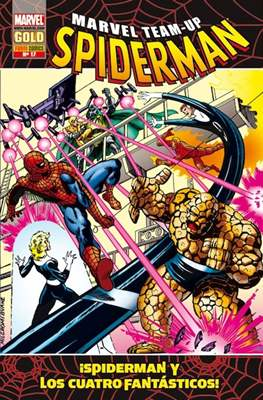 Marvel Team-Up Spiderman Vol. 2 (2007-2010) (Rústica) #17