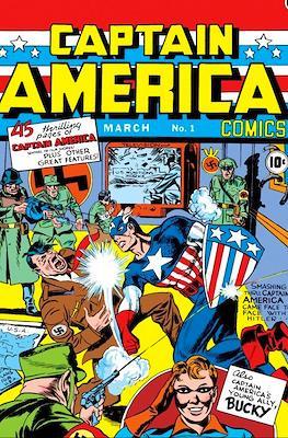 Captain America: Comics