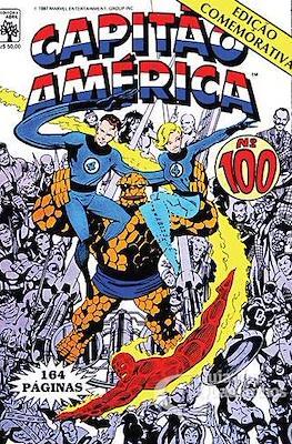 Capitão América (Grapa) #100