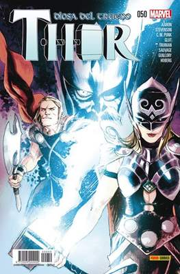 Thor / El Poderoso Thor / Thor - Dios del Trueno / Thor - Diosa del Trueno / El Indigno Thor (2011-) (Grapa) #50