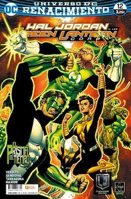 Green Lantern. Nuevo Universo DC / Hal Jordan y los Green Lantern Corps. Renacimiento (Grapa) #67/12