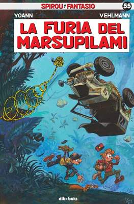 Spirou y Fantasio #55