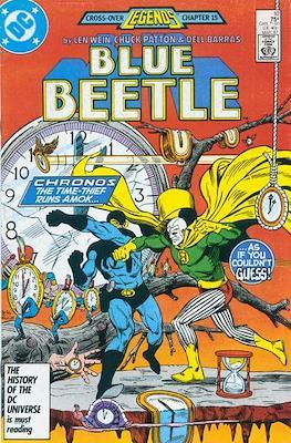 Blue Beetle Vol. 1 #10