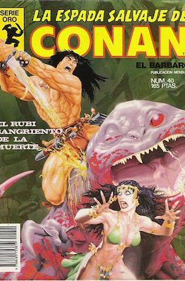 La Espada Salvaje de Conan. Vol 1 (1982-1996) #40