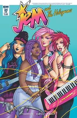 Jem and The Holograms #17