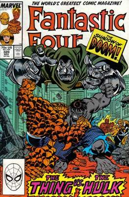 Fantastic Four Vol. 1 (1961-1996) (saddle-stitched) #320