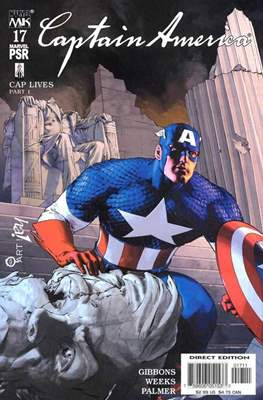 Captain America Vol. 4 (Comic Book) #17