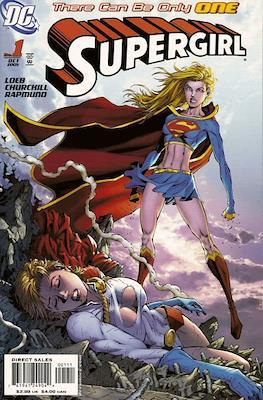 Supergirl Vol. 5 (2005-2011) #1