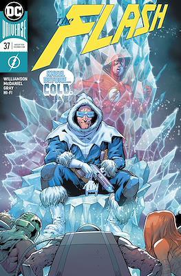 The Flash Vol. 5 (2016-2020) (Comic Book) #37
