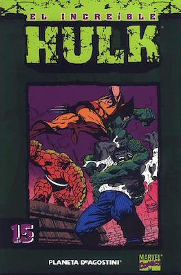 Coleccionable El Increíble Hulk (2003-2004) (Rústica. 80-96 páginas) #15