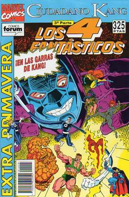 Los 4 Fantásticos Vol. 1. Especiales (1983-1994) (Grapa 64 pp) #5
