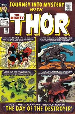 Journey into Mystery / Thor Vol 1 #119