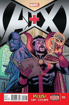 A+X (Comic-Book) #15