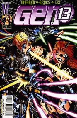 Gen 13 (1999 Series) (Saddle-Stitched) #74