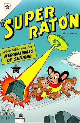 El Super Ratón (Grapa) #26