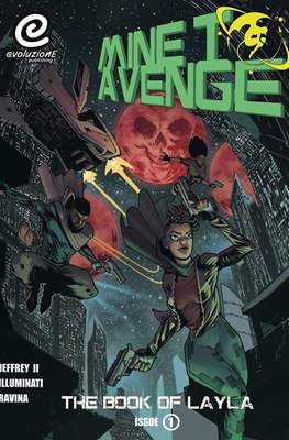 Mine To Avenge: The Book Of Layla