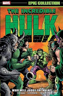The Incredible Hulk Epic Collection #5