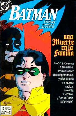 Batman. Una Muerte en la Familia (Grapa) #2