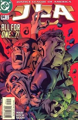 JLA Vol. 1 (1997-2006) (Comic-Book) #54