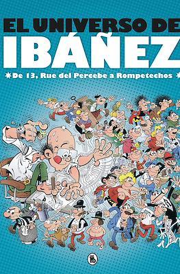 El Universo de Ibáñez. De 13 Rue del Percebe a Rompetechos (Cartoné 168 pp) #