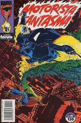 Motorista Fantasma (1991-1994) (Grapa. 17x26. 24 páginas. Color. (1991-1994).) #14