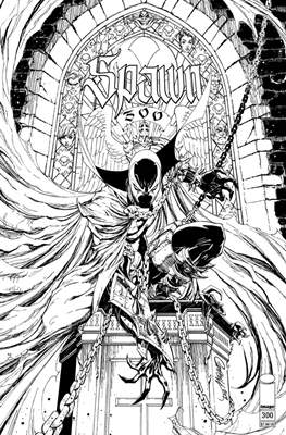 Spawn (Variant Cover) (Comic Book) #300.7