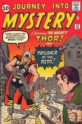 Journey into Mystery / Thor Vol 1 (Comic Book) #87