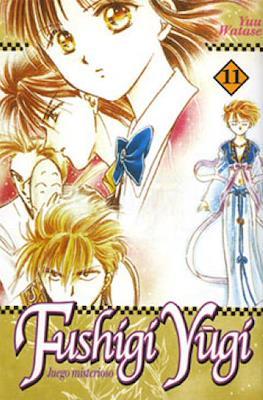 Fushigi Yugi #11