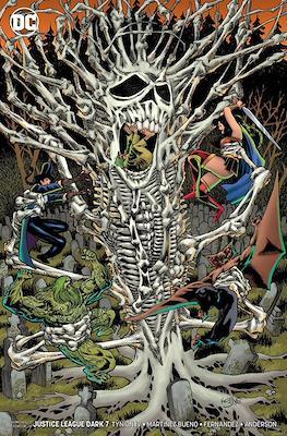 Justice League Dark Vol. 2 (2018- Variant Covers) #7