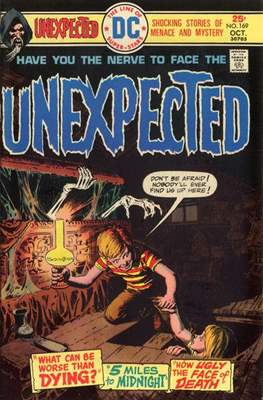 The Unexpected (Comic Book) #169