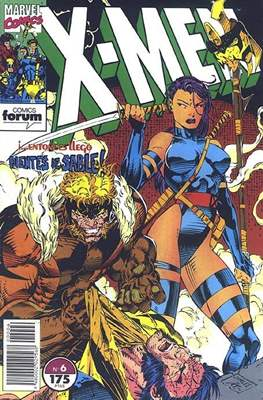 X-Men Vol. 1 (1992-1995) (Grapa 32 pp) #6
