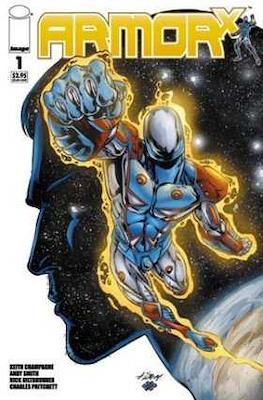 Armor X (Comic book) #1