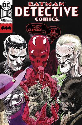 Detective Comics Vol. 1 (1937-2011; 2016-) (Comic Book) #970