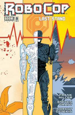 Robocop Last Stand (Grapa.) #5