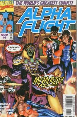 Alpha Flight Vol. 2 (1997-1999) #4