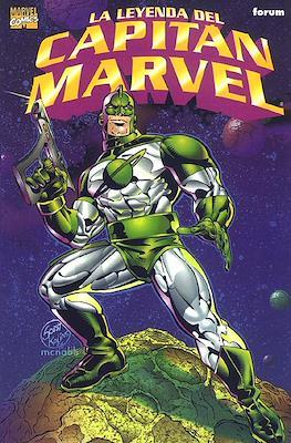 La Leyenda del Capitán Marvel