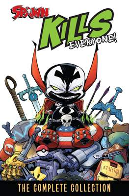 Spawn Kills Everyone! The Complete Collection
