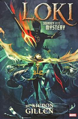 Loki: Journey Into Mystery by Kieron Gillen