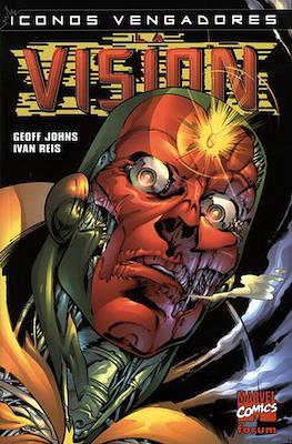 Iconos Vengadores: La Visión (2003)