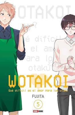 Wotakoi: Qué difícil es el amor para los Otaku #5