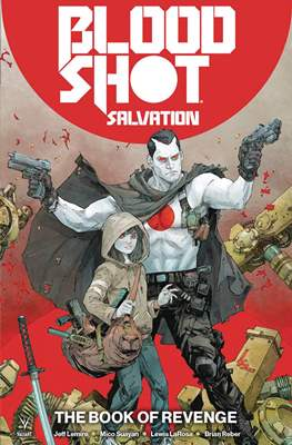 Bloodshot Salvation (Softcover 128-112 pp) #1
