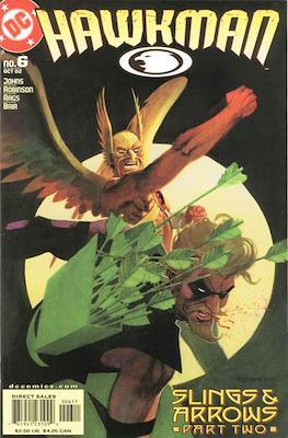 Hawkman Vol. 4 (2002-2006) (Comic book) #6