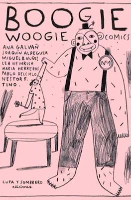 Boogie Woogie Comics