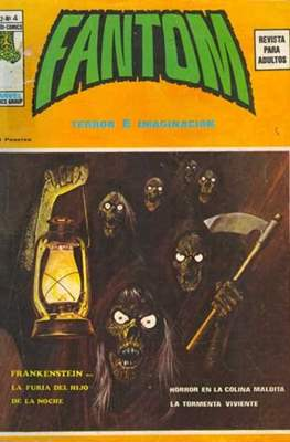 Fantom Vol. 2 (1974-1975) (Grapa) #4