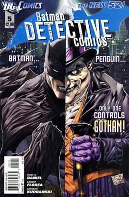 Detective Comics Vol. 2 (2011-2016) (Comic-Book) #5